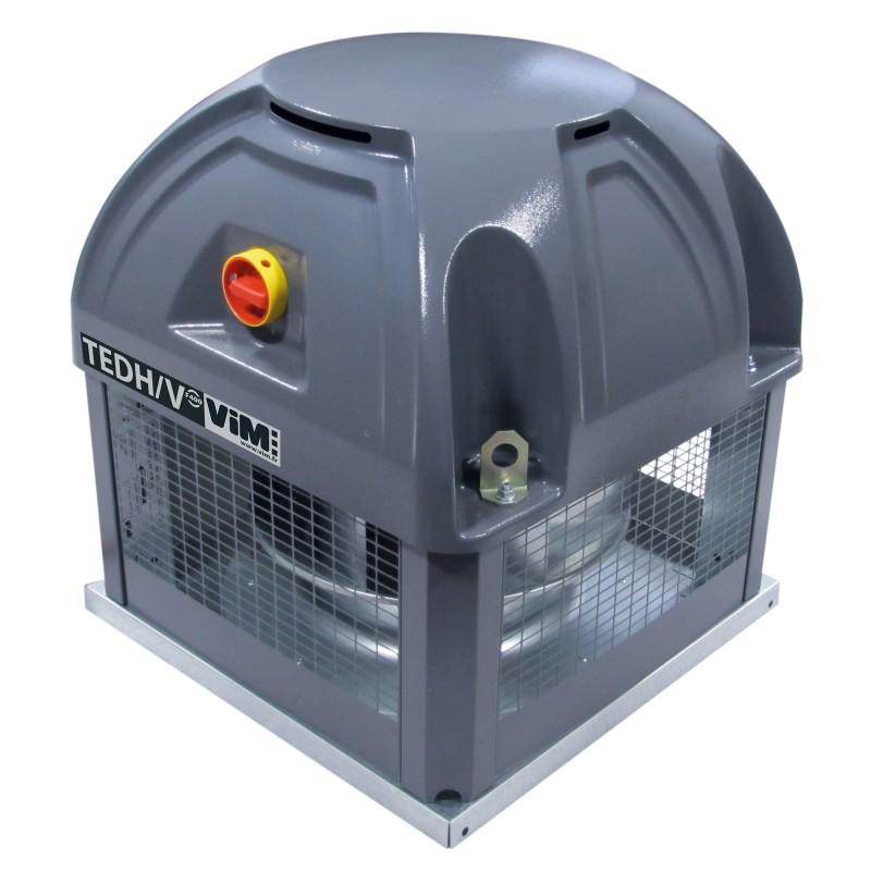 Vim tedh f400 tedv f400 ventilateurs de d senfumage - Tourelle extraction cuisine ...