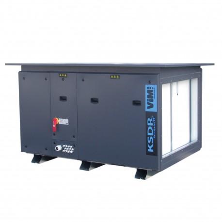KSDR ECOWATT 88 batterie electrique avec toiture