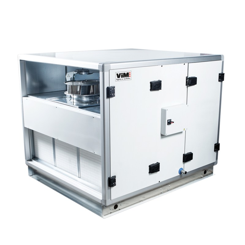 Cad hr global px traitement d 39 air cta - Cta double flux ...