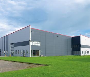 Bâtiments industriels et logistiques