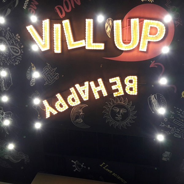 VILL UP - LA VILLETTE - PARIS