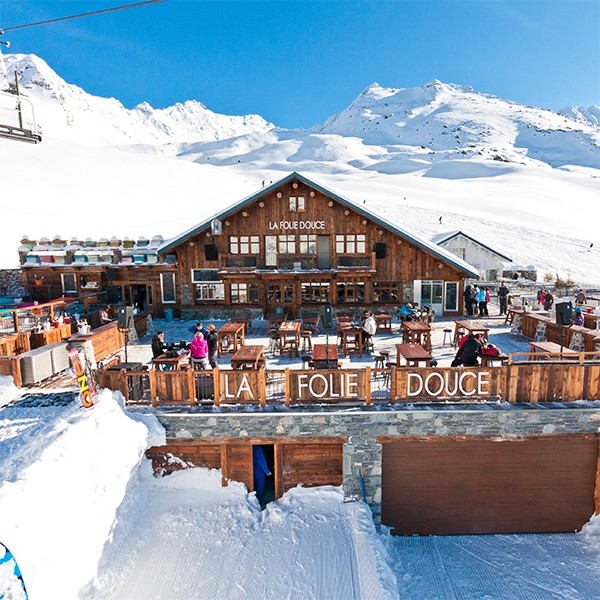 LA FOLIE DOUCE - MERIBEL