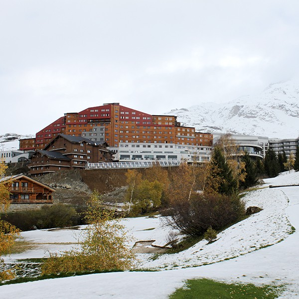 CLUB MED ALPES D'HUEZ