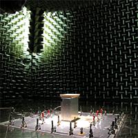 Chambre acoustique