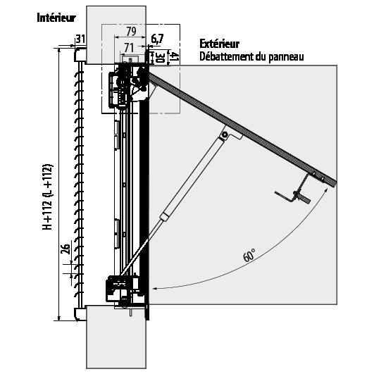 AIRLAM-PANNEAU-couper-verticale-grille-habillage-dim