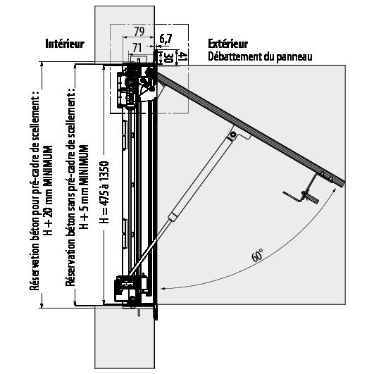 AIRLAM-PANNEAU-couper-verticale-dim