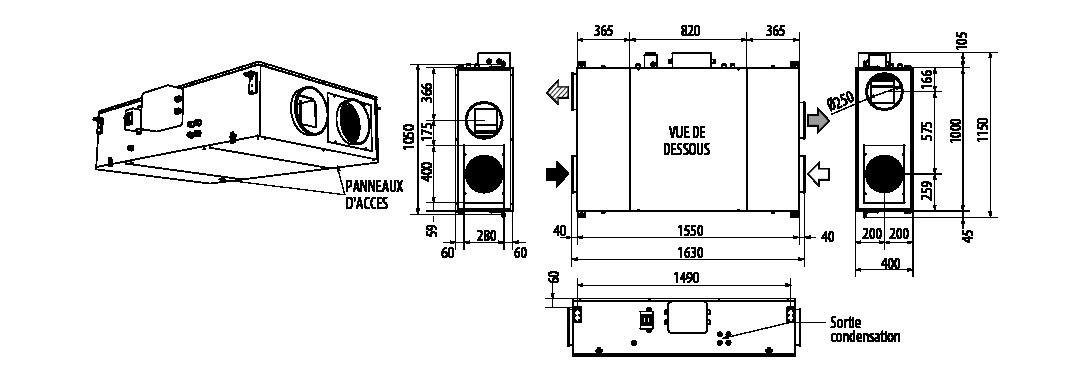 CADHR-Flat-1000-dim