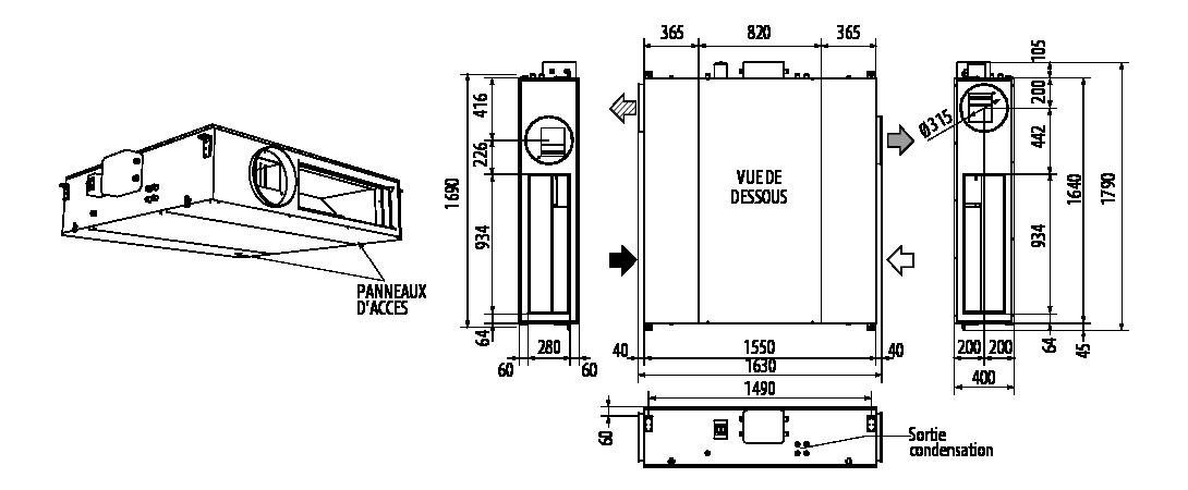CADHR-Flat-1600-dim
