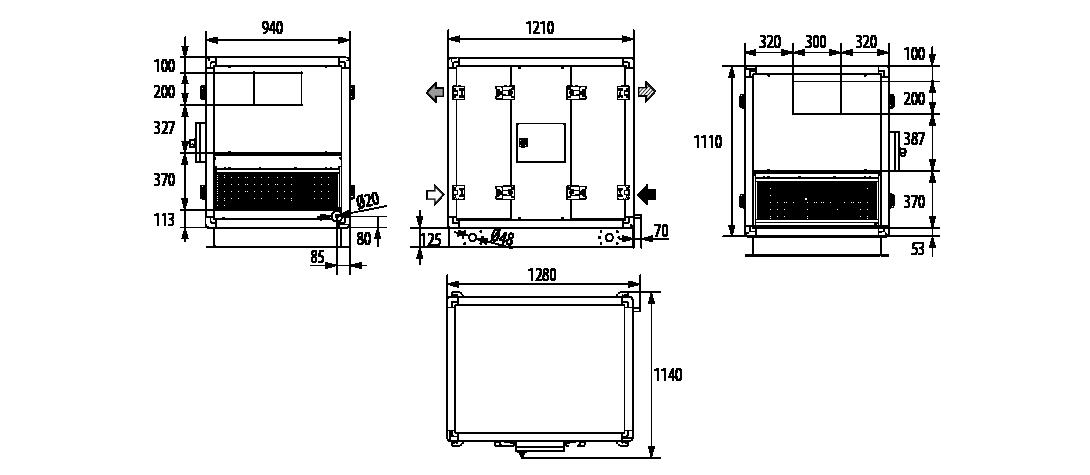 CADHR-GLOBAL-1200L-dim