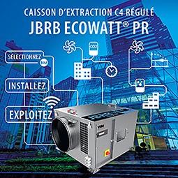 JBRB ECOWATT PR : sélectionnez, installez, exploitez !