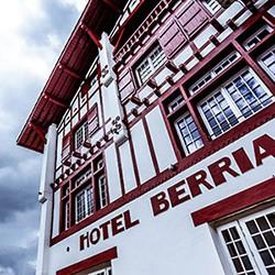 BERRIA : renaissance du temple de la pelote basque