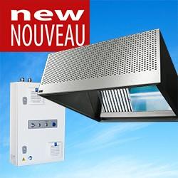 NOVAX UV : Hotte UV haute performance, un air purifié en toute sécurité