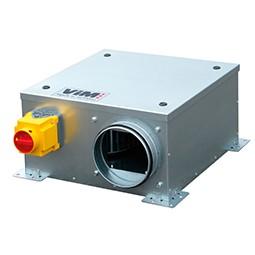Caissons de ventilation moteurs asynchrones ou EC