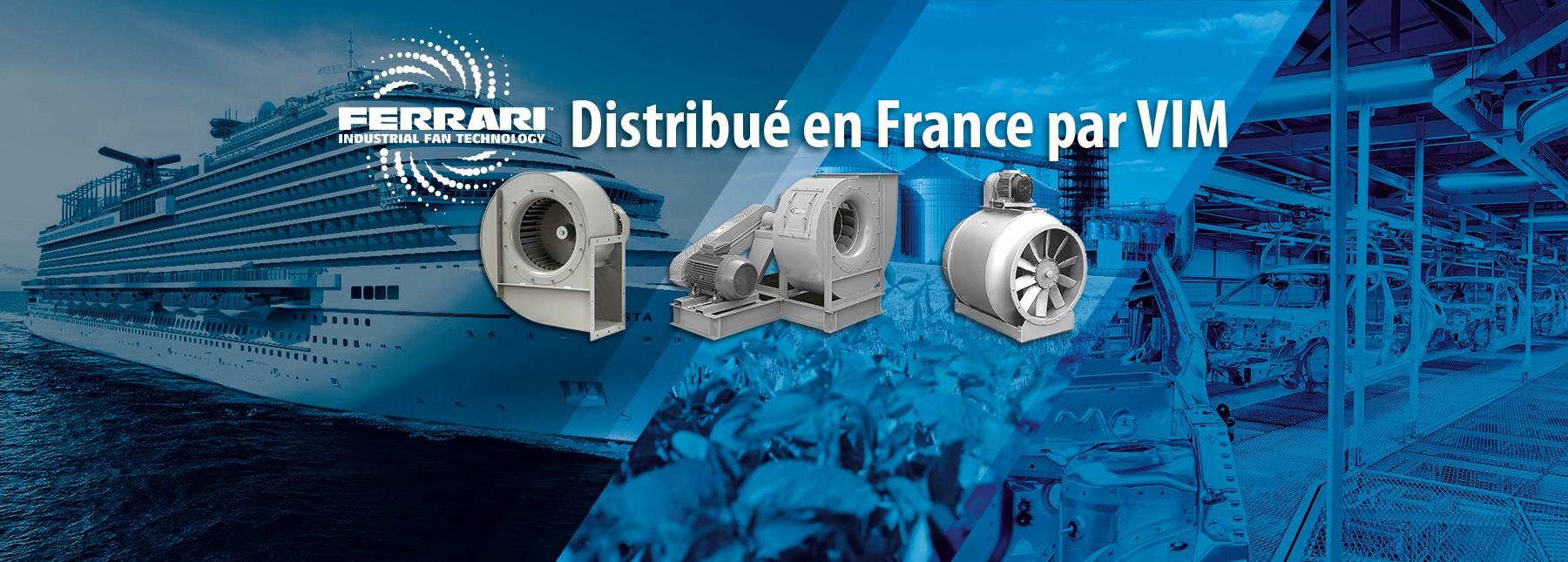 FERRARI Ventilatori France