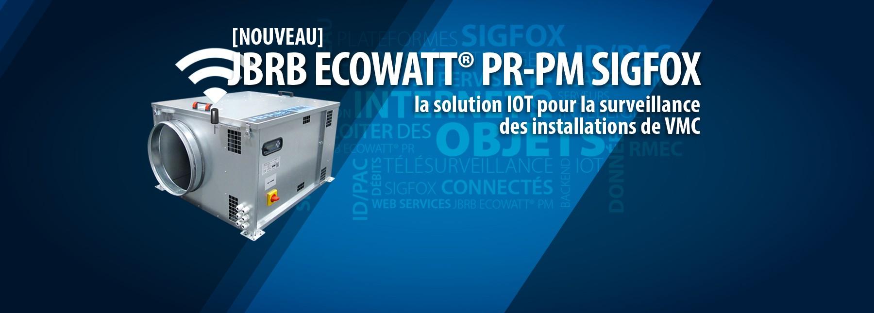 La solution IOT pour la surveillance des installations de VMC