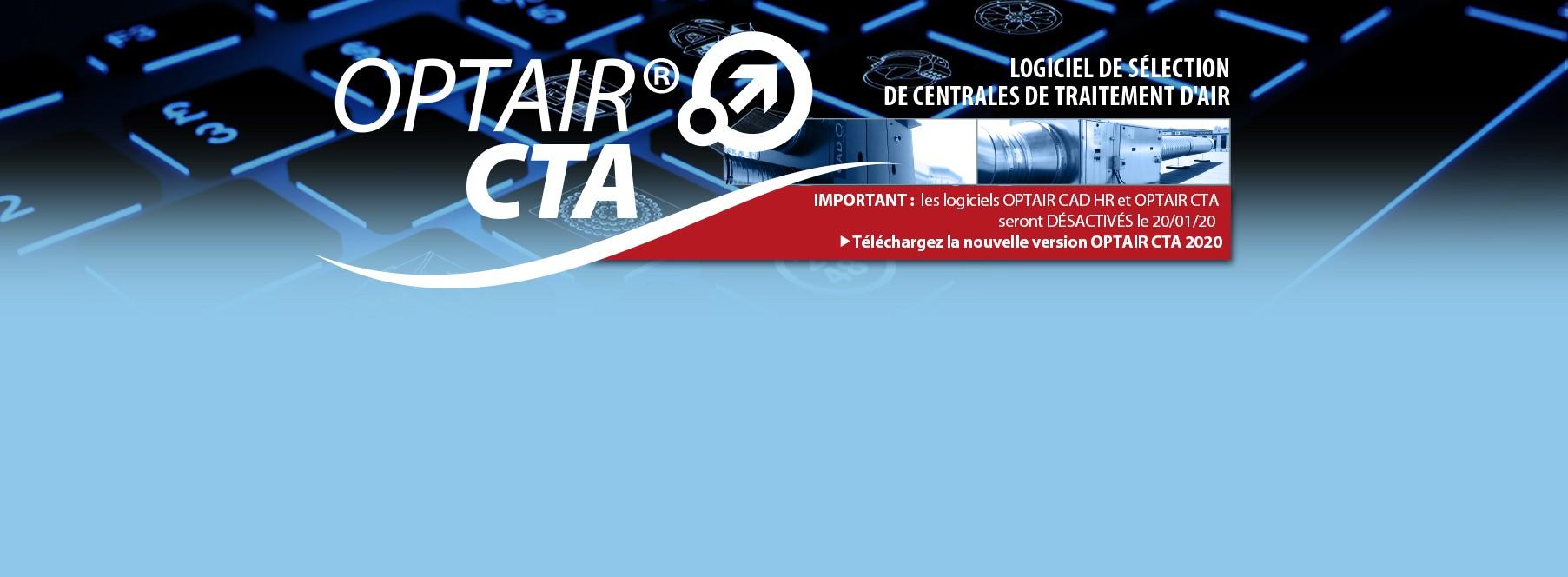 Téléchargez OPTAIR CTA 2020